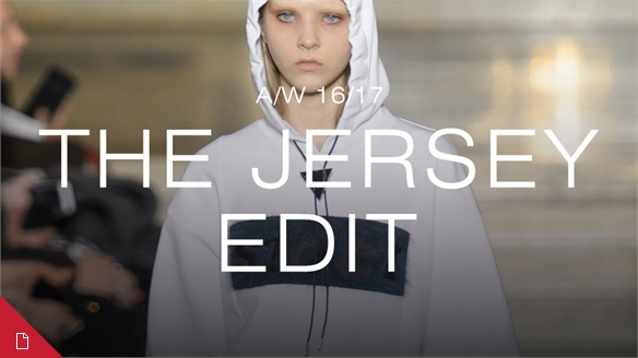 A/W 16/17: The Jersey Edit
