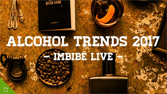Alcohol Trends 2017: Imbibe Live