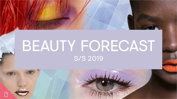 S/S 19 Beauty Forecast