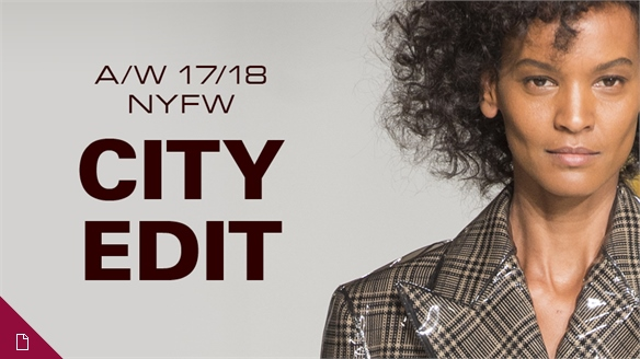 A/W 17/18 : New York City Edit