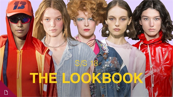 S/S 18: The Lookbook
