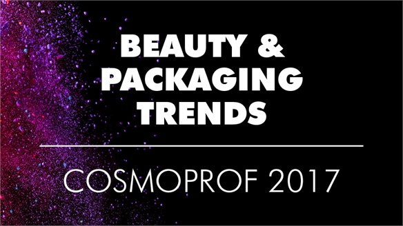 Cosmoprof Worldwide 2017