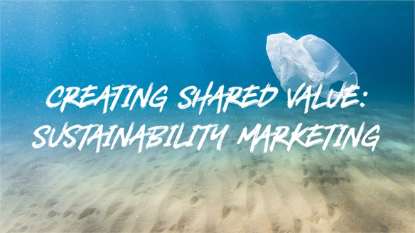 Creating Shared Value: Sustainability Marketing