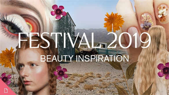 Festival 2019: Beauty Inspiration