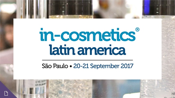 Latin American Beauty Trends: In-Cosmetics 2017