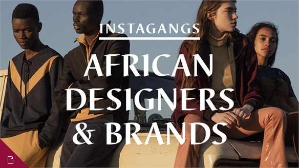 Instagangs: African Designers & Brands