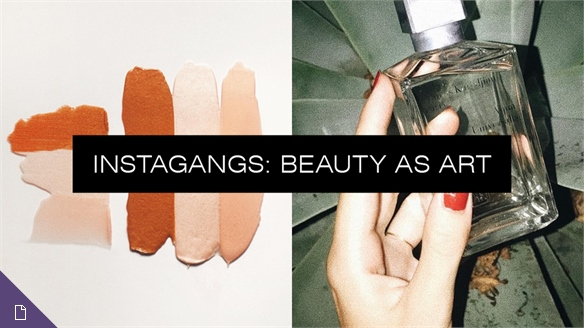 Instagangs: Beauty as Art
