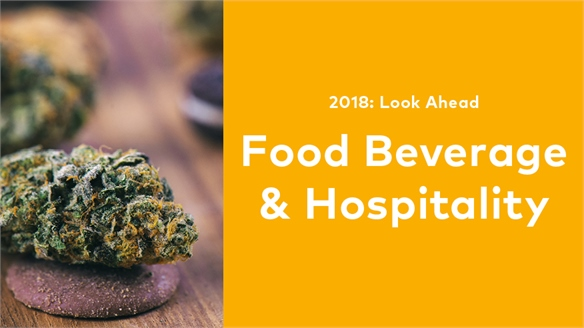 2018: Look Ahead – Food, Beverage & Hospitality