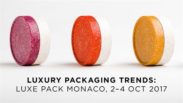 Luxury Packaging Trends: Luxe Pack Monaco 2017