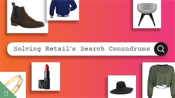 Solving Retail's Search Conundrums: 2017 Innovations