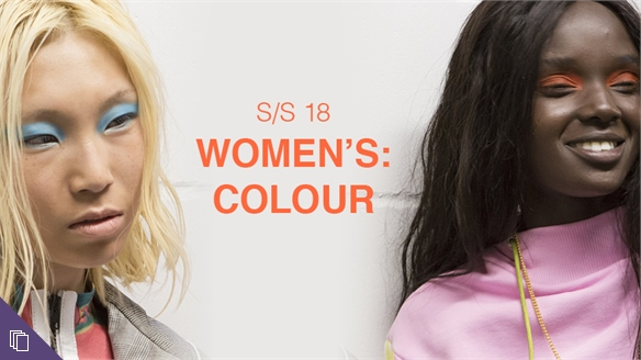 S/S 18 Women's: Colour