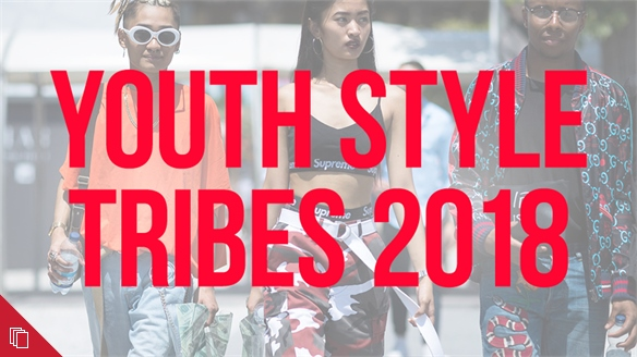 Youth Style Tribes 2018