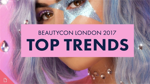 BeautyCon London 2017: Top Trends