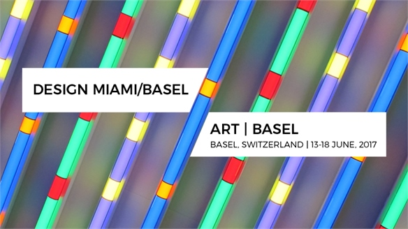 Art Basel & Design Miami/Basel 2017