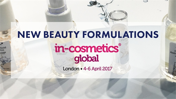 New Beauty Formulations: In-Cosmetics 2017
