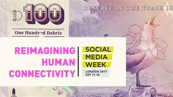 Reimagining Human Connectivity: Social Media Week London