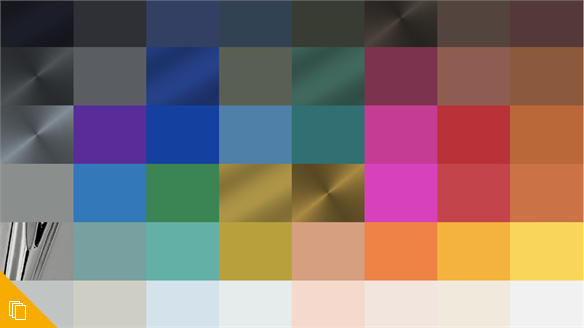 Colour Spectrum A/W 19/20