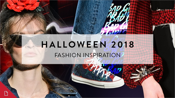 Halloween 2018: Fashion Inspiration