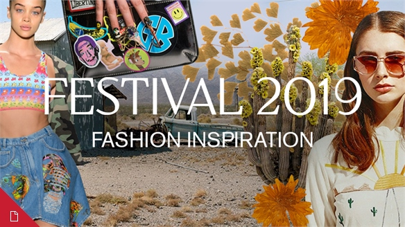 Festival 2019: Fashion Inspiration