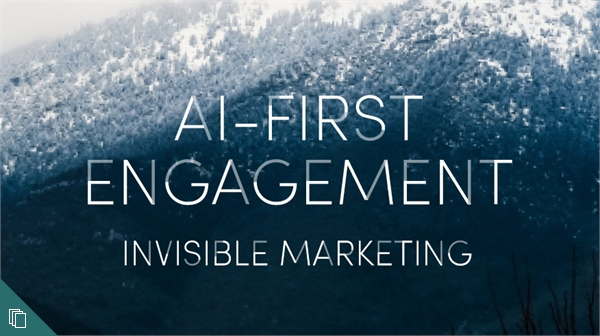 AI-First Engagement