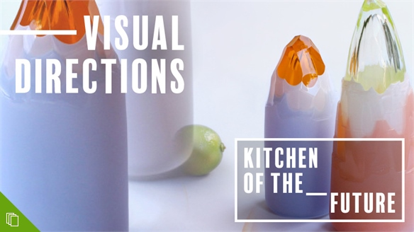 Future Kitchen: Visual Directions