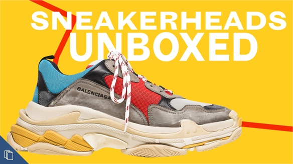 Sneakerheads Unboxed