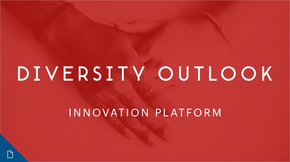 Diversity Outlook 2017/18