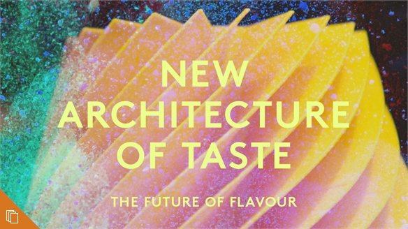 New Architecture of Taste
