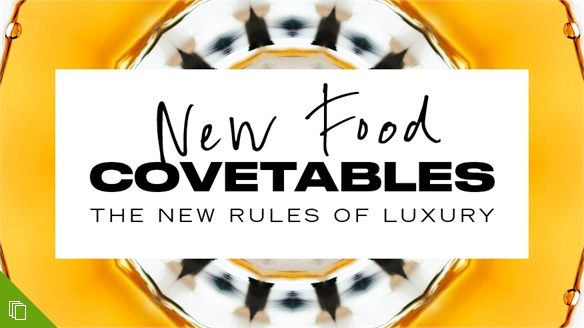 New Food Covetables