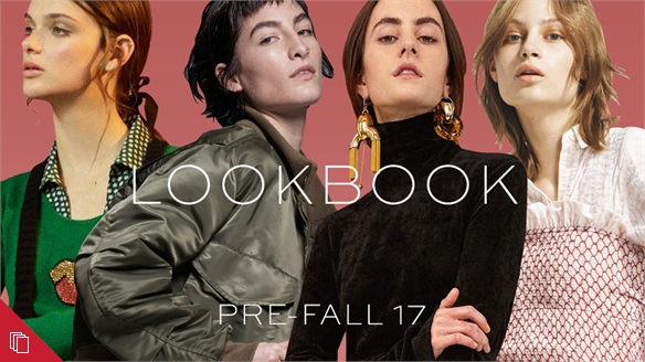 Pre-Fall 17 Lookbook