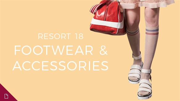 Resort 18: Footwear & Accessories