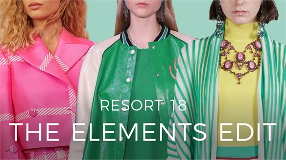Resort 18: The Elements Edit