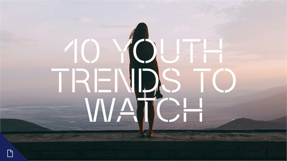 10 Youth Trends to Watch