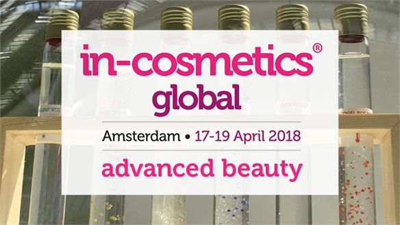 Advanced Beauty: In-Cosmetics 2018