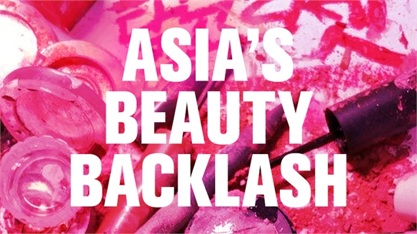 Asia's Beauty Backlash