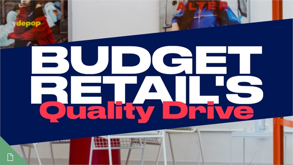 Budget Retail's Quality Drive