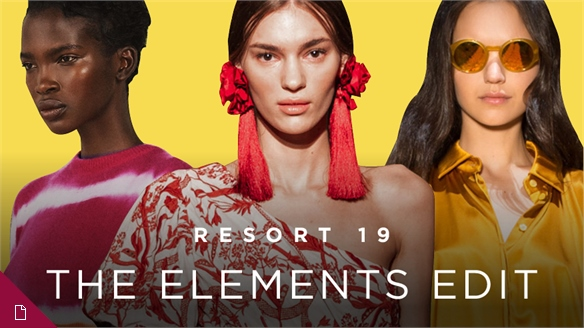 Resort 19: The Elements Edit