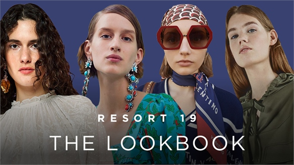 Resort 19: The Lookbook