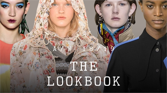 A/W 18/19: The Lookbook
