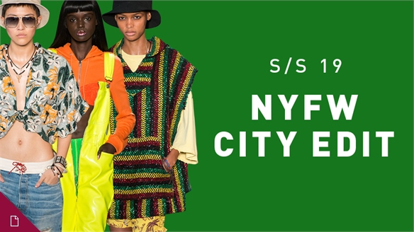 S/S 19: New York City Edit