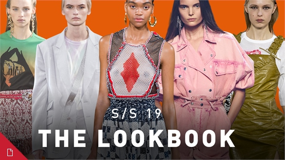 S/S 19: The Lookbook