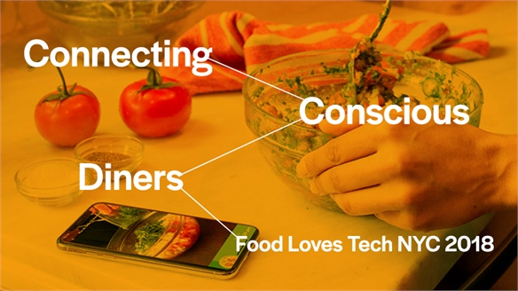 Food Loves Tech 2018: Connecting Conscious Diners