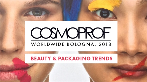 Cosmoprof 2018: Beauty & Packaging Trends