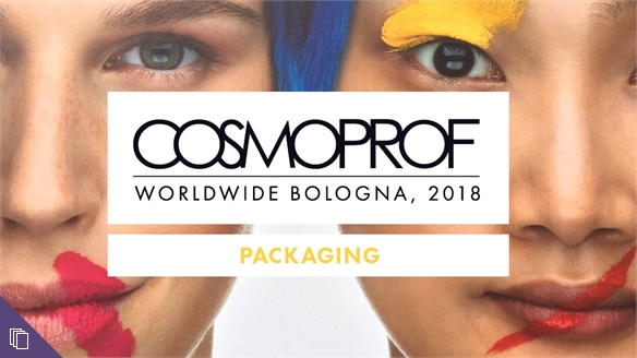 Cosmoprof 2018: Packaging
