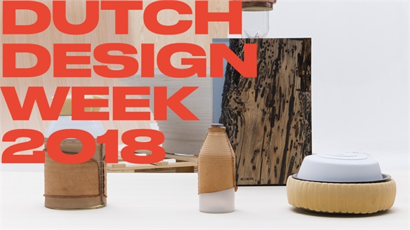 Dutch Design Week 2018