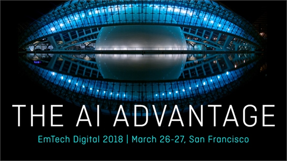 The AI Advantage: EmTech Digital 2018