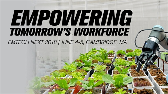 Empowering Tomorrow's Workforce: EmTech Next 2018