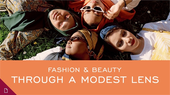 Fashion & Beauty Through a Modest Lens