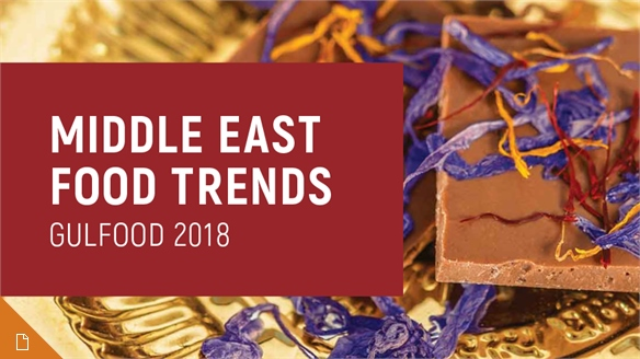 Middle East Food Trends: Gulfood 2018