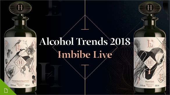 Alcohol Trends 2018: Imbibe Live